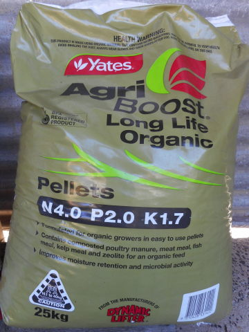 Agri Boost Long Life, 25kg bag