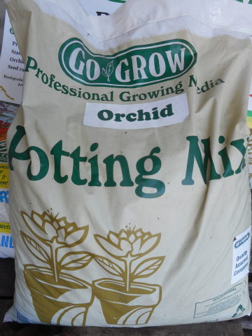 Orchid Potting Mix, 25 litre bag